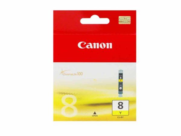 Canon CLI8 Yellow