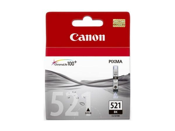 Genuine Canon Ink CLI521 Black