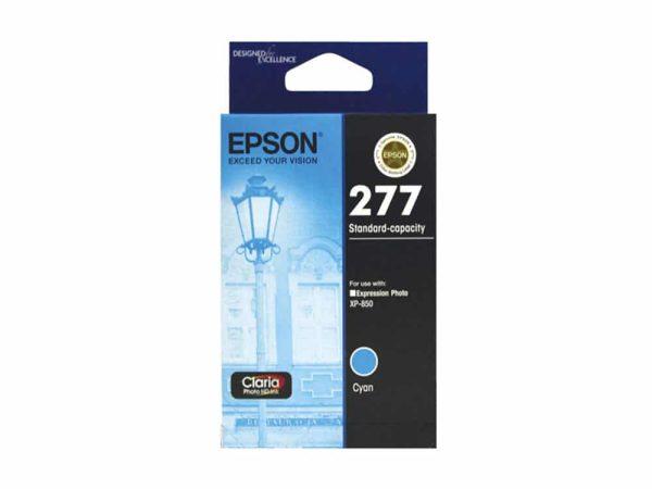 Genuine Epson 277 Cyan