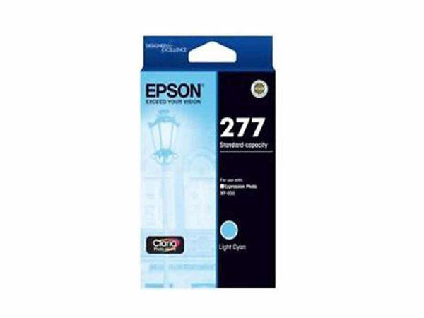 Genuine Epson 277 Light Cyan