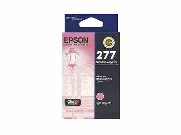 Genuine Epson 277 Light Magenta