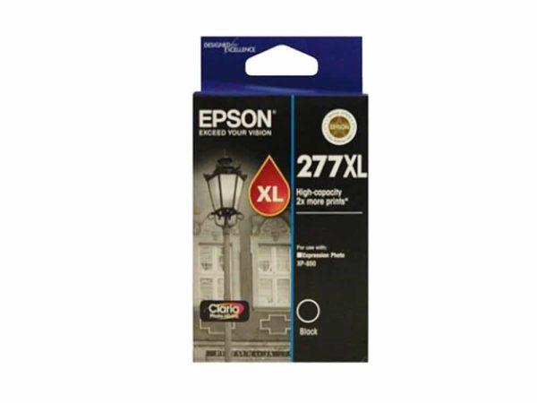 Genuine Epson 277 XL Black