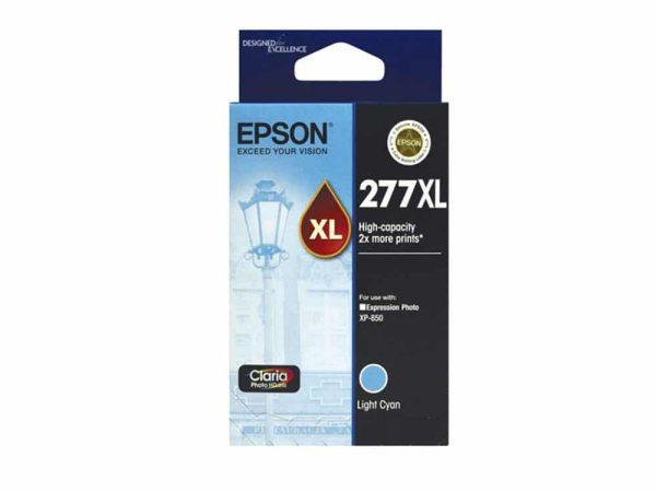 Genuine Epson 277 XL Light Cyan