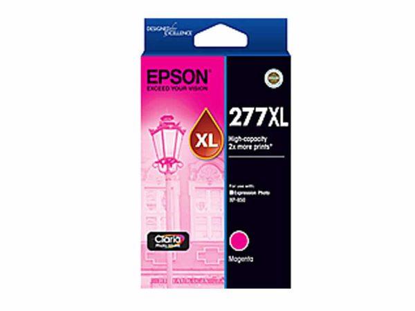 Genuine Epson 277 XL Magenta