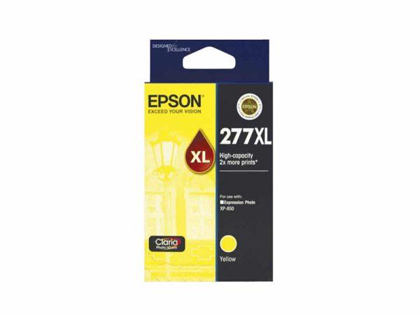 Genuine Epson 277 XL Yellow