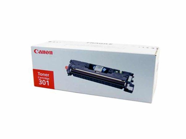 Genuine Canon CART301BK Black Toner