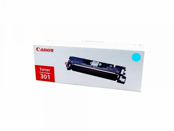 Genuine Canon CART301 Cyan Toner Cartridge