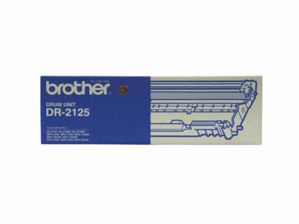 Genuine Brother DR2125 Drum Unit (Not Toner)