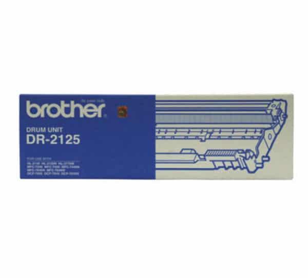 Genuine Brother DR2125 Drum Unit