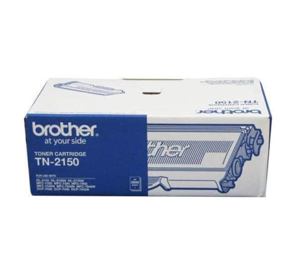 Genuine Brother TN2150 Black Toner