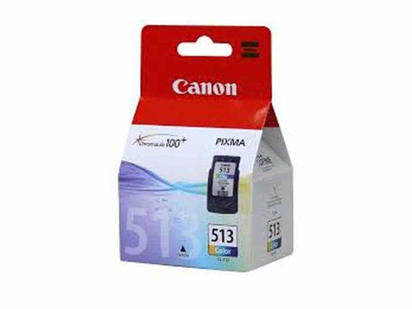 Genuine Canon CL513 Tri-Colour