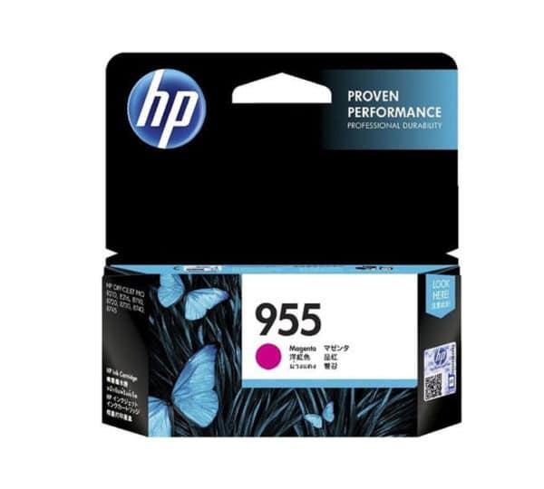 Genuine HP 955 Ink Magenta