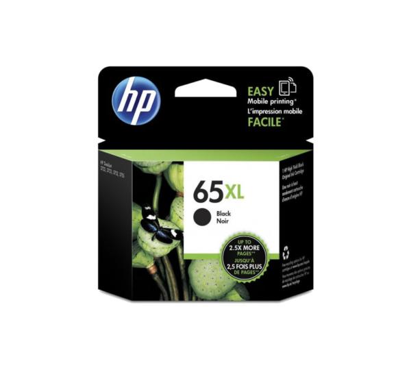 Genuine HP 65 XL Black