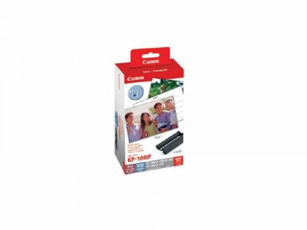 Genuine Canon KP108IN Color Ink & Paper Pack