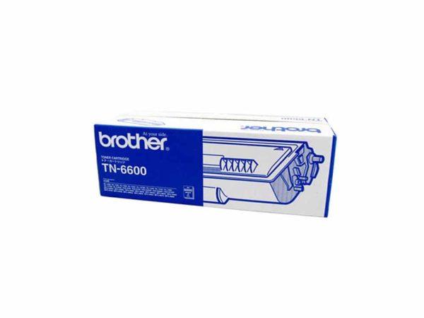 Genuine Brother TN6600 Black Toner