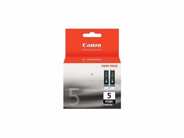 Genuine Canon PGI5 Black Twin