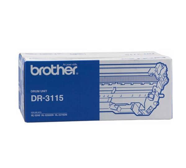 Genuine Brother DR3115 Drum Unit (Not Toner)