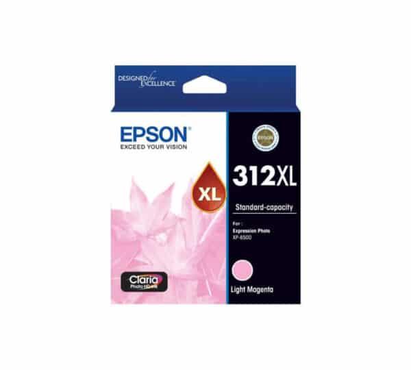 Genuine Epson 312 XL Light Magenta