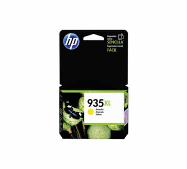 Genuine HP 935 Yellow XL
