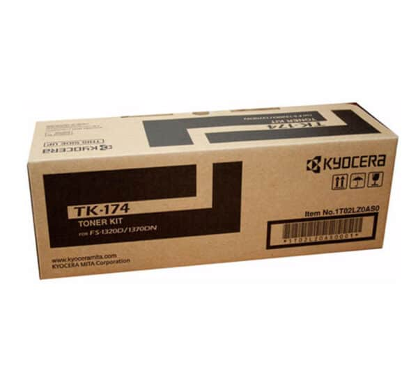 Genuine Kyocera TK174 Black Toner
