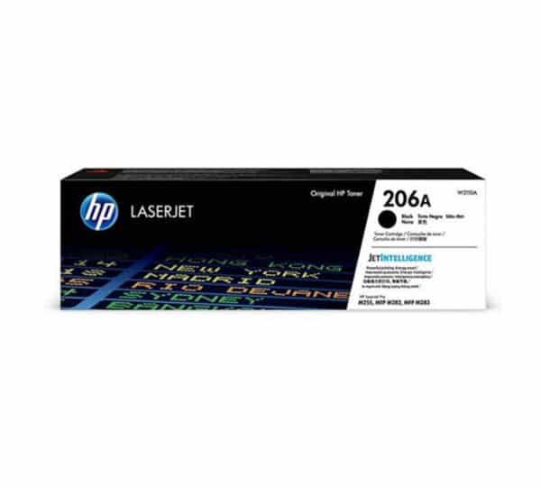 Genuine HP 206A Black Toner – W2110A