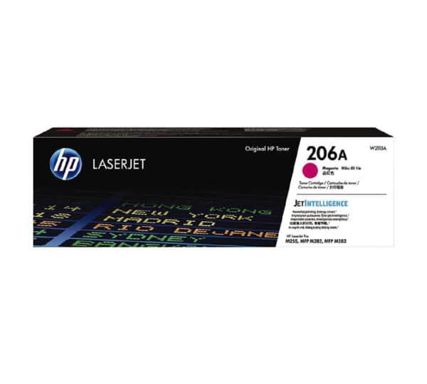 Genuine HP 206A Cyan Toner – W2111A
