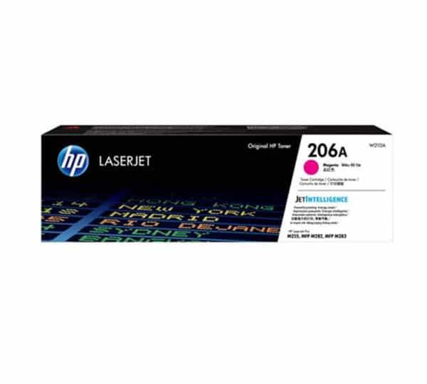 Genuine HP 206A Magenta Toner – W2113A