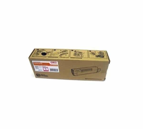 Genuine OKI C332DN Magenta Toner – 46508718