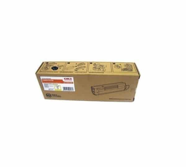 Genuine OKI C332DN Yellow Toner – 46508717