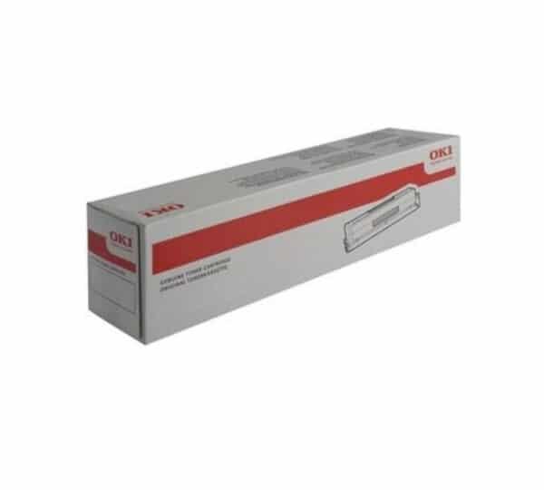 Genuine OKI C532DN Black Toner (46490612)