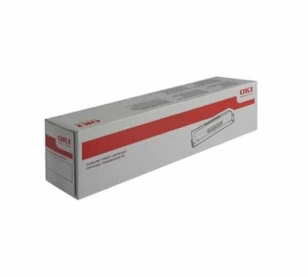 Genuine OKI C532DN Cyan Toner (46490611)