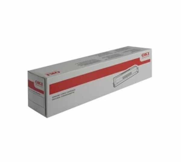 Genuine OKI C532DN Magenta Toner (46490610)