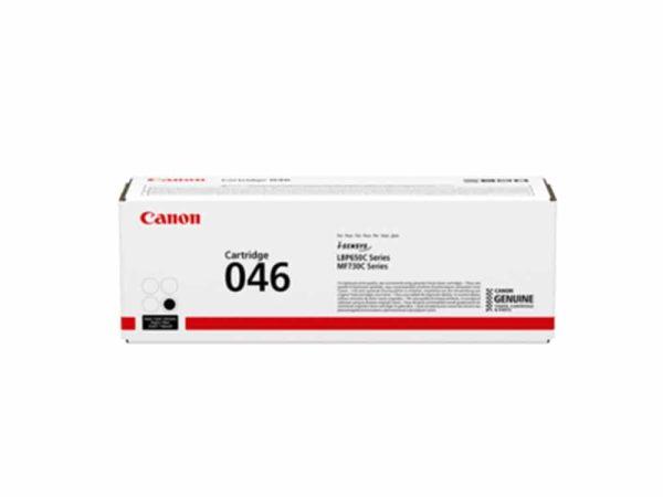 Genuine Canon CART046 Black Toner
