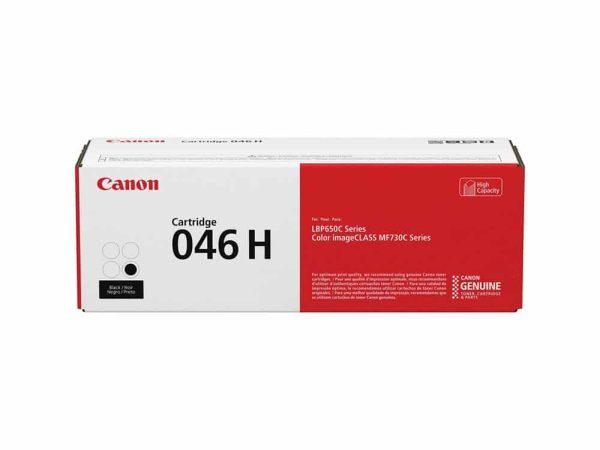 Genuine Canon CART046 XL Black Toner