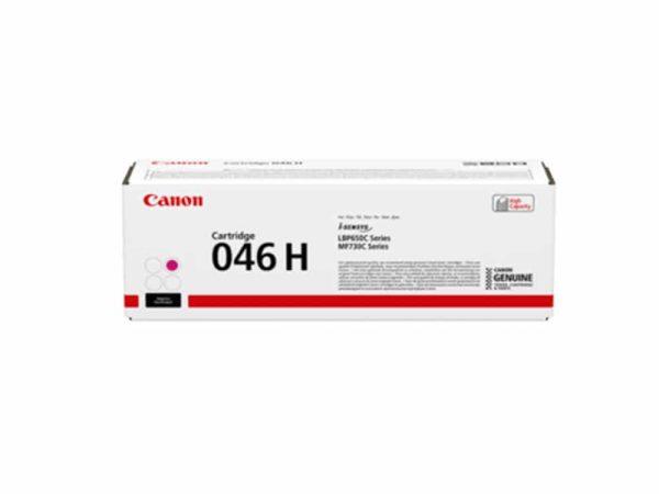 Genuine Canon CART046 XL Magenta Toner