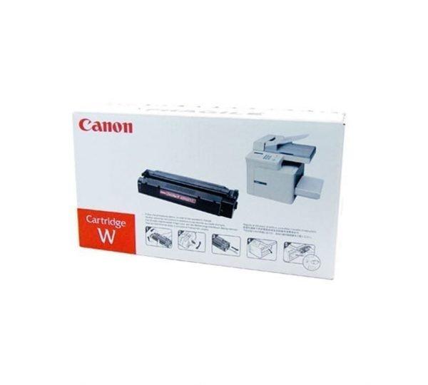Genuine Canon  FXW/CARTW Black Toner