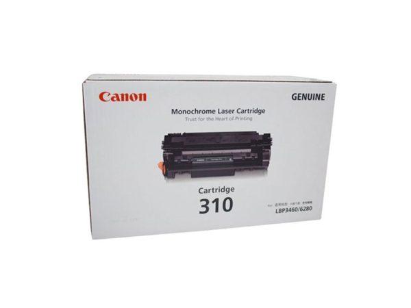 Genuine Canon CART310 Black Toner