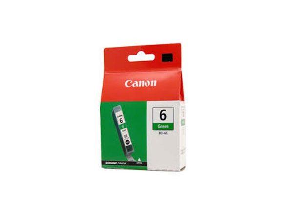 Genuine Canon BCI6 Green