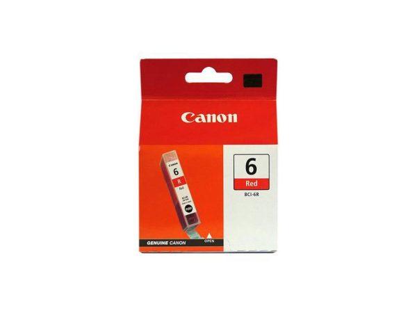 Genuine Canon BCI6 Red