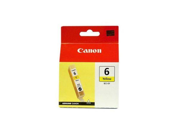 Genuine Canon BCI6 Yellow