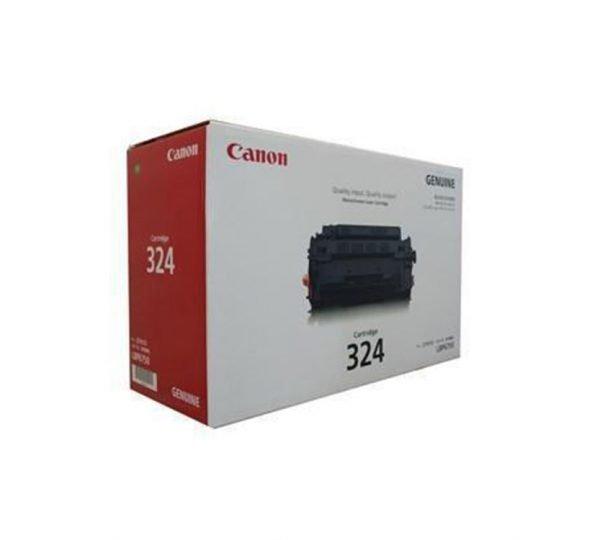 Genuine Canon CART 324 Black Toner