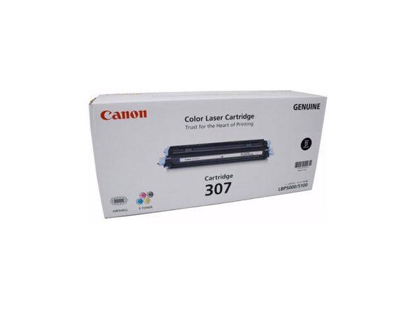 Genuine Canon CART307 Black Toner