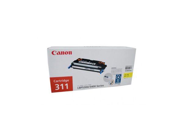 Genuine Canon CART311 Yellow Toner