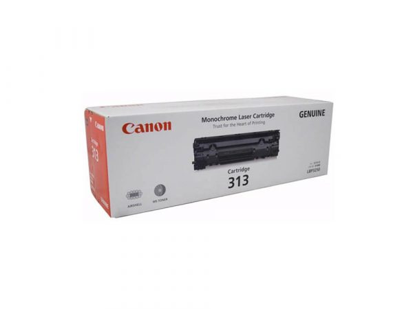 Genuine Canon CART313 Black Toner
