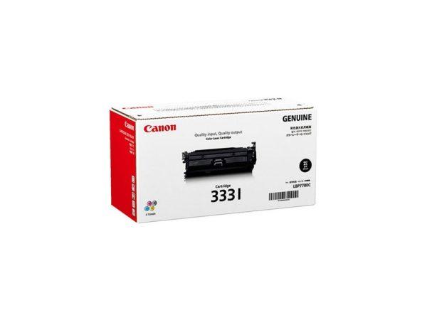 Genuine Canon CART333HY Black Toner