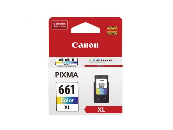 Genuine Canon CL661 XL Colour