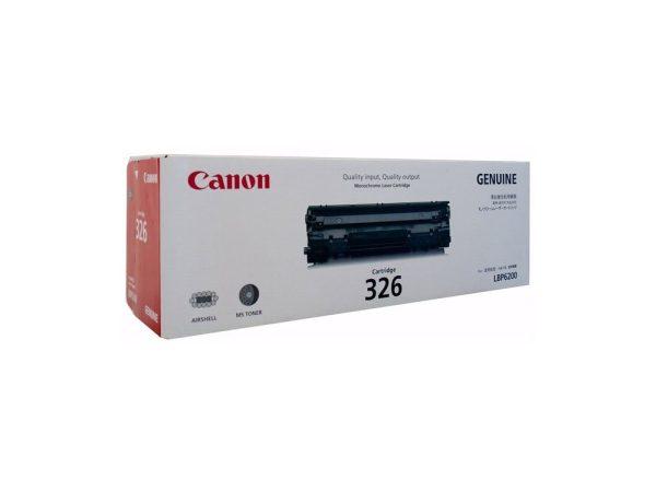 Genuine Canon CART326 Black Toner