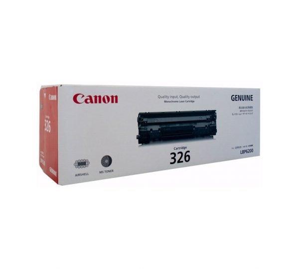 Genuine Canon Cart 326 Black Toner