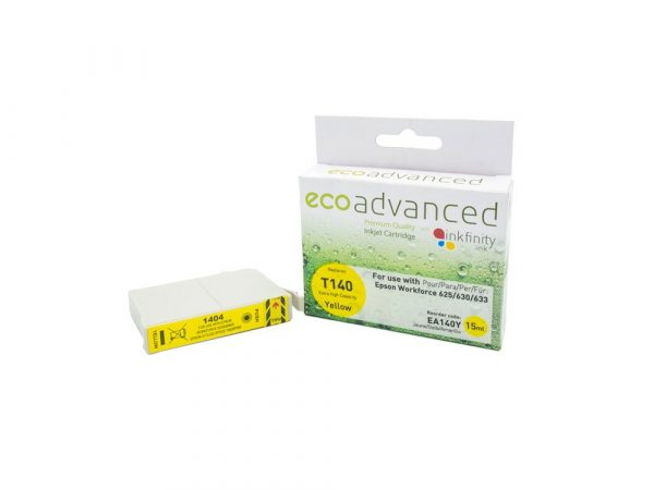 Ecoadvanced Epson 140 Yellow