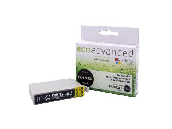 Ecoadvanced Epson 288 XL Black